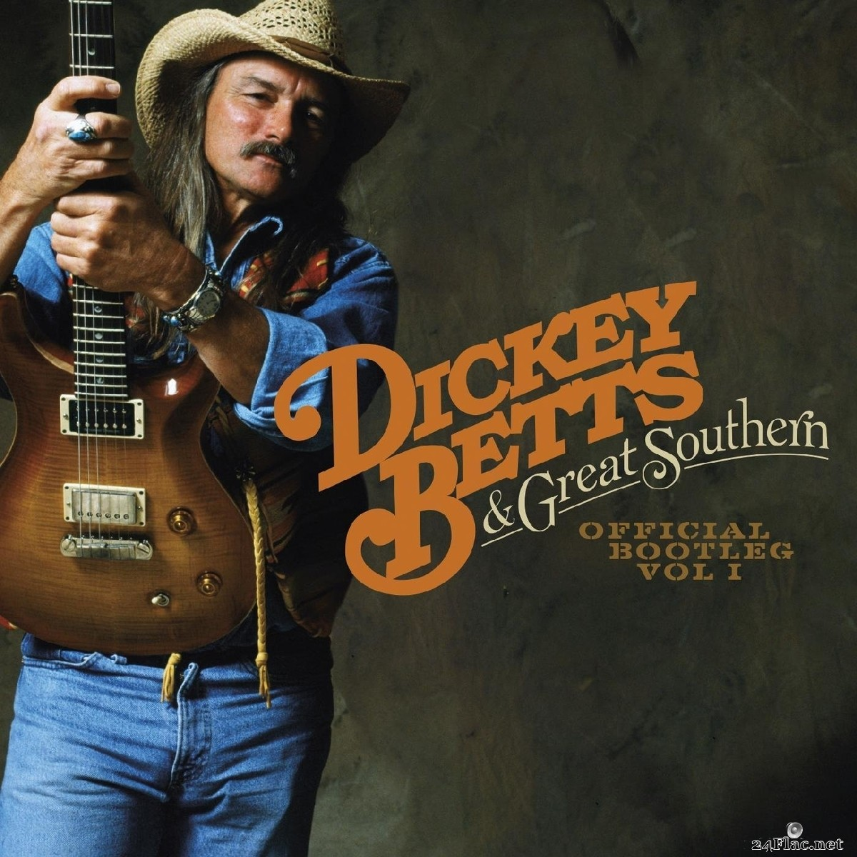 Dickey Betts - Official Bootleg Vol. 1 (2021) FLAC