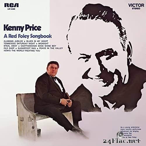 Kenny Price - A Red Foley Songbook (1971/2021) Hi-Res