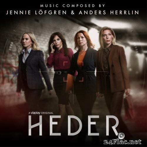 Jennie Löfgren & Anders Herrlin - Heder (Music from the TV-Series, Season 1 & 2) (2021) Hi-Res