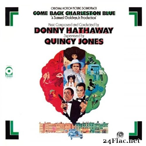 Donny Hathaway - Come Back Charleston Blue Original Soundtrack (1972/2007) Hi-Res