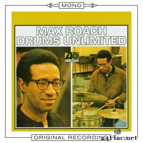Max Roach - Drums Unlimited (Mono) (1966/2009) Hi-Res