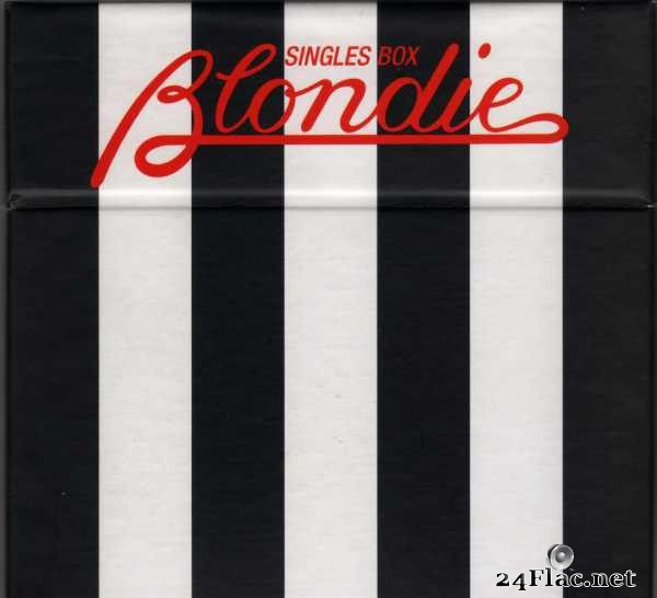 Blondie - Singles Box (Box Set) (2004) [FLAC (tracks + .cue)]