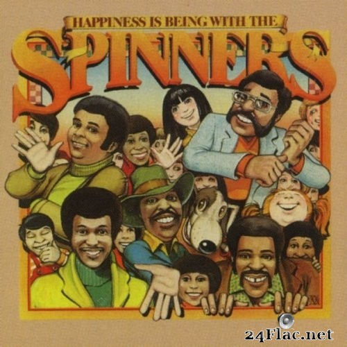 Spinners - Happiness Is Being With the Spinners (1976/2013) Hi-Res