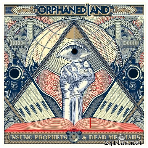 Orphaned Land - Unsung Prophets And Dead Messiahs (2018) Hi-Res