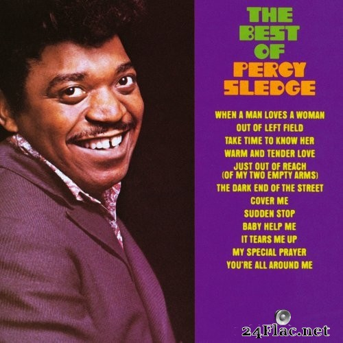 Percy Sledge - The Very Best Of Percy Sledge (2011/2015) Hi-Res