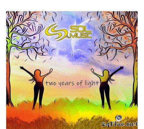 VA - Two Years of Light (2021) [FLAC (tracks)]