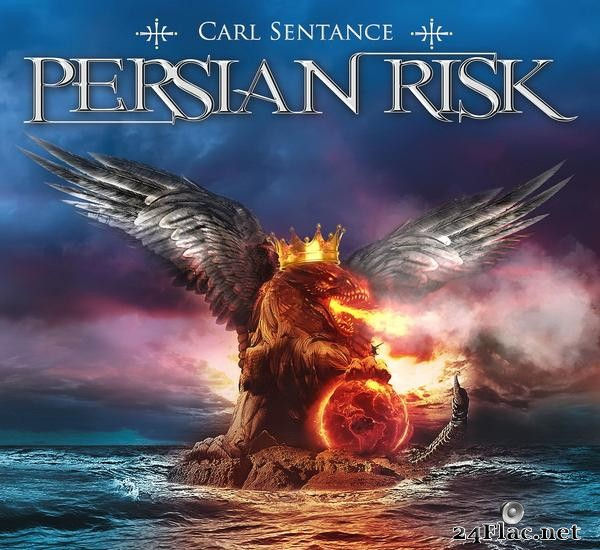 Carl Sentance PERSIAN RISK -  Who Am I? & Once a King (2014 & 2012 / 2019) [FLAC (tracks)]