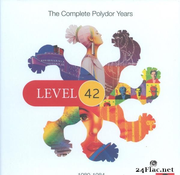 Level 42 - The Complete Polydor Years: 1980-1984 (Box Set) (2021) [FLAC (tracks + .cue)]