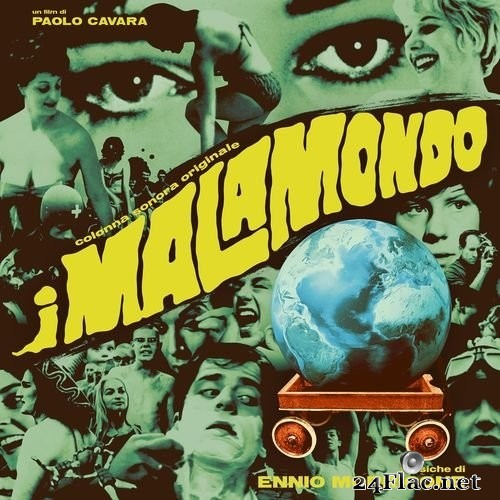 Ennio Morricone - I malamondo (Original Motion Picture Soundtrack) (1964/2021) Hi-Res