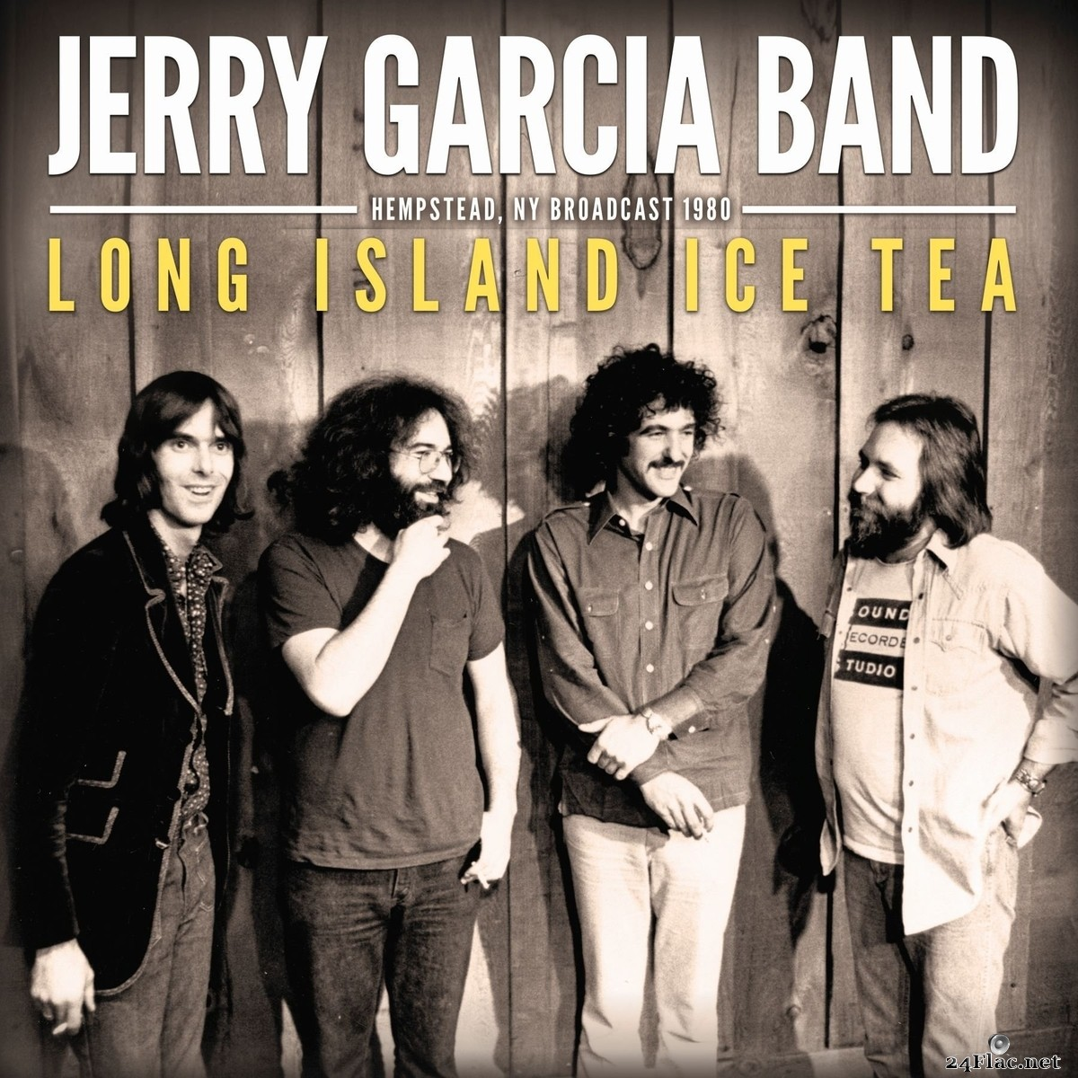 Jerry Garcia Band - Long Island Ice Tea (2021) FLAC