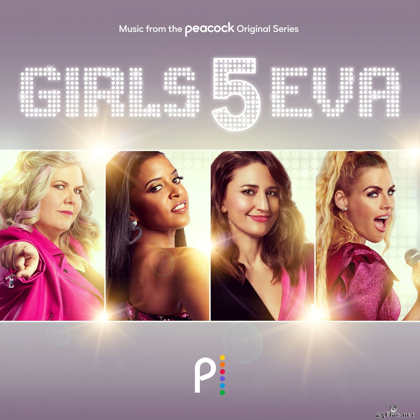 Girls5eva - Girls5eva (Music From The Peacock Original Series) (2021) Hi-Res