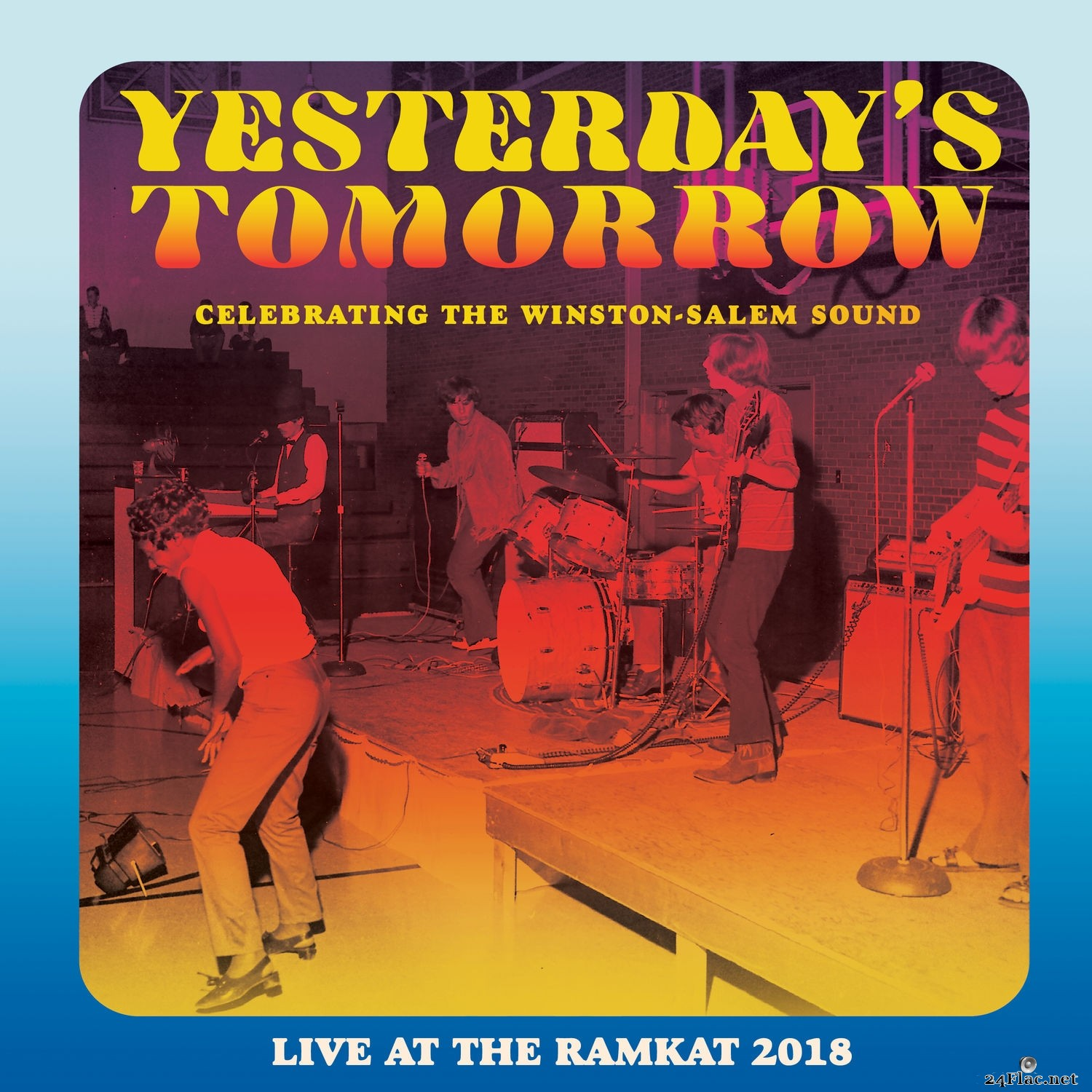 Yesterday's Tomorrow: Celebrating The Winston-Salem Sound (2021) Hi-Res