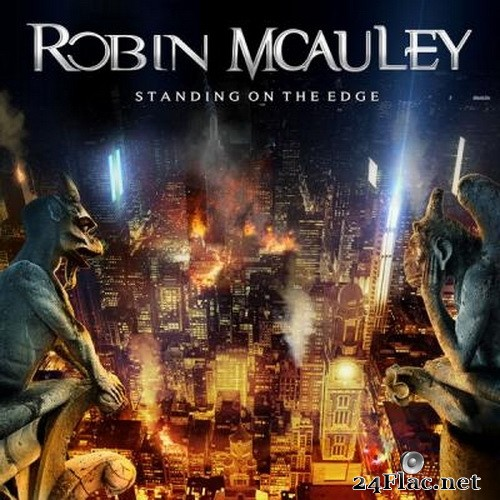 Robin McAuley - Standing On The Edge (2021) Hi-Res