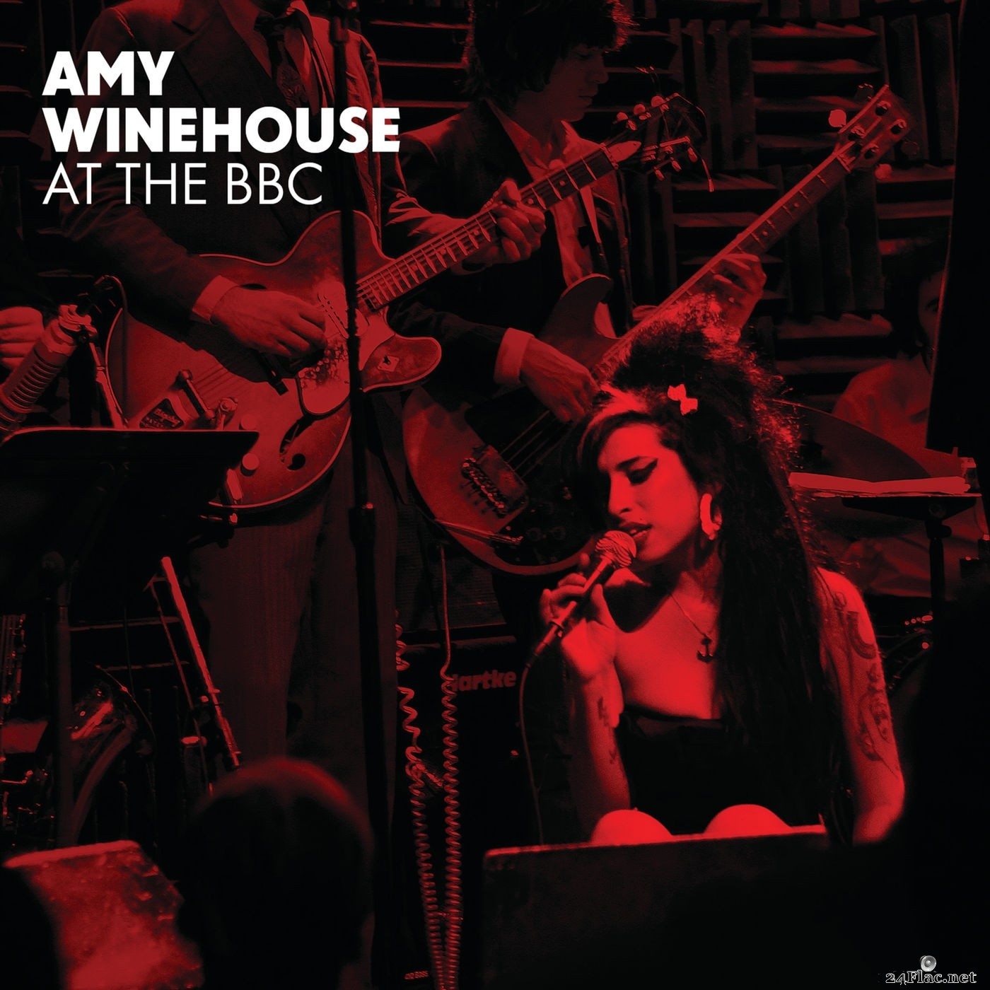 Amy Winehouse - At The BBC (2021) FLAC