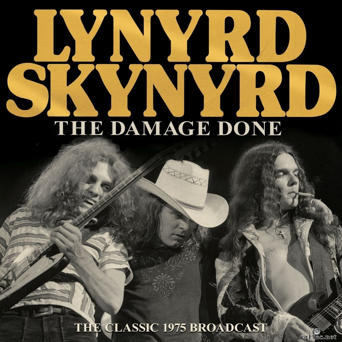 Lynyrd Skynyrd - The Damage Done (2021) FLAC