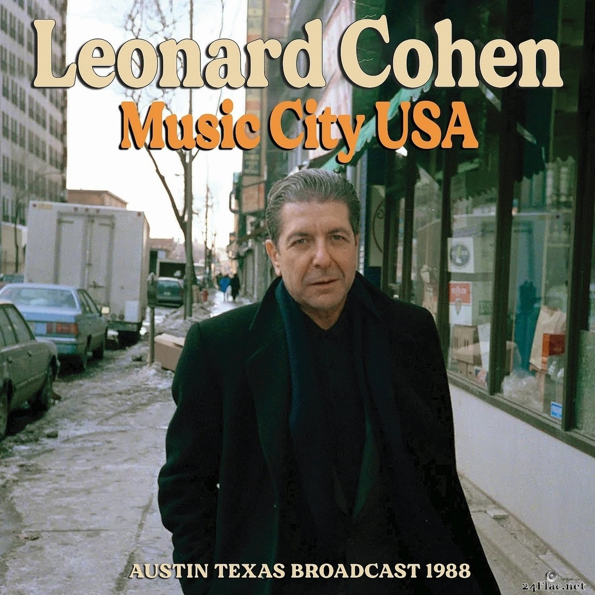 Leonard Cohen - Music City USA (2021) FLAC