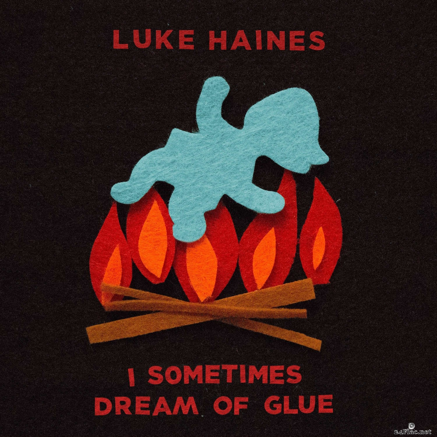 Luke Haines - I Sometimes Dream of Glue (2018) Hi-Res