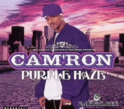 Cam'ron - Purple Haze (2004) [FLAC (tracks + .cue)