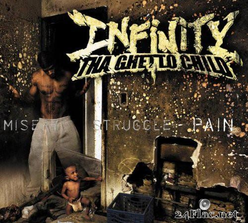 Infinity Tha Ghetto Child - Pain (2002) [FLAC (tracks + .cue)