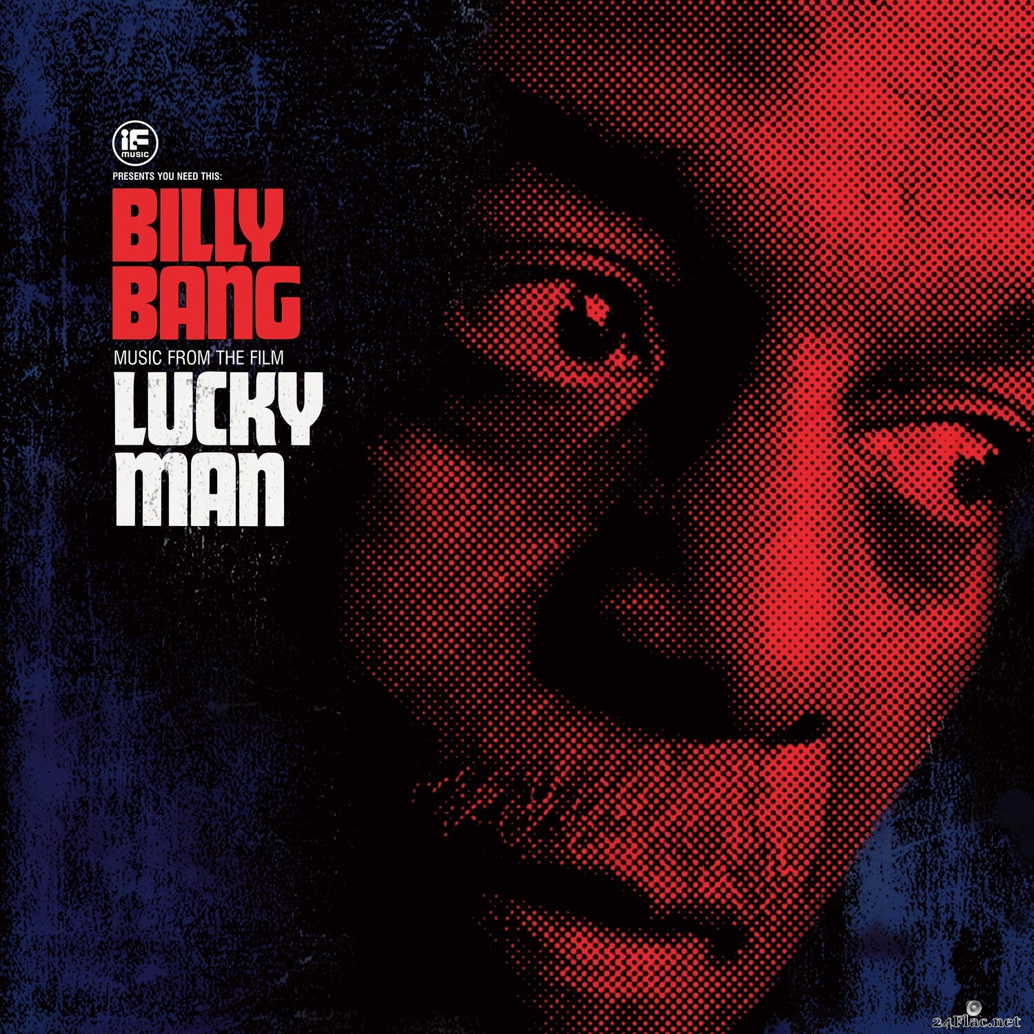 Billy Bang - Billy Bang Lucky Man (2021) Hi-Res