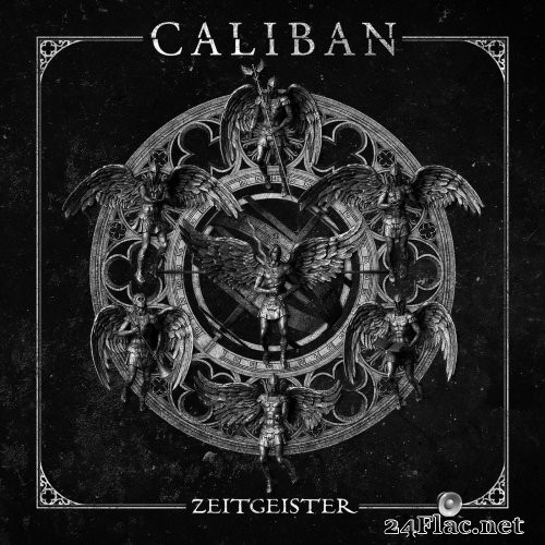 Caliban - Zeitgeister (2021) Hi-Res